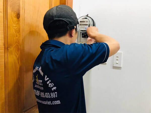Lắp đồng hồ điện tại TPHCM