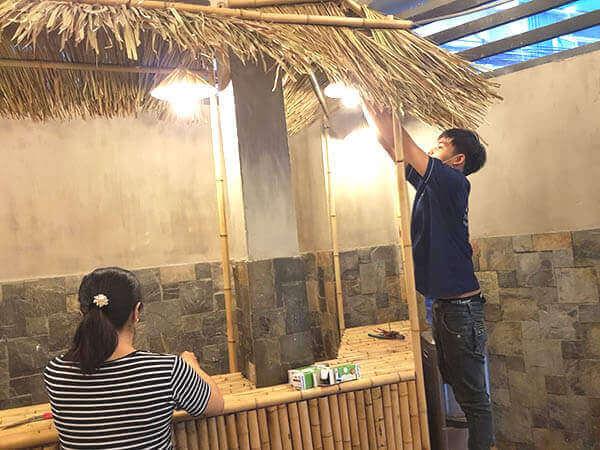Thợ lắp bóng đèn điện tại TPHCM giá rẻ