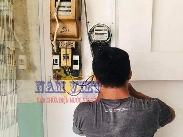 Lắp công tơ điện tại TPHCM