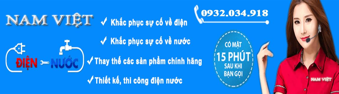 Sửa điện nước Nam Việt