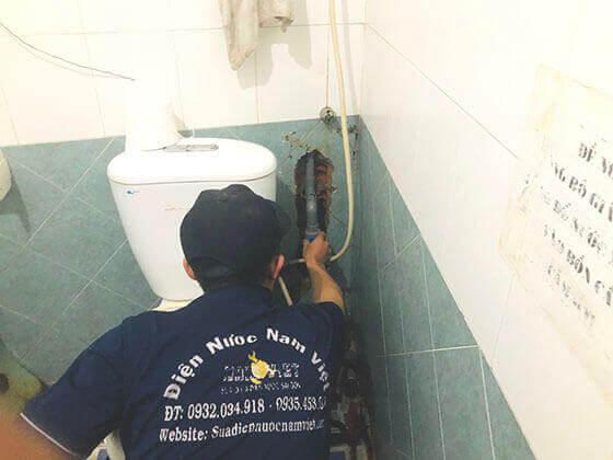 Thợ sửa điện nước tại quận Phú Nhuận