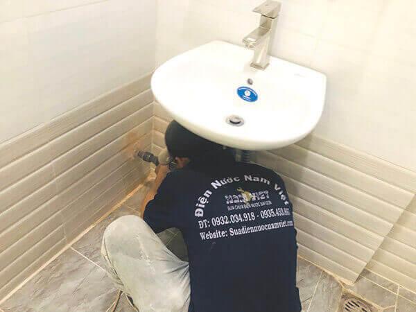 Sửa lavabo quận 1
