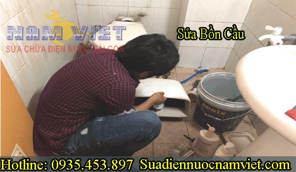Sửa thiết bị vệ sinh