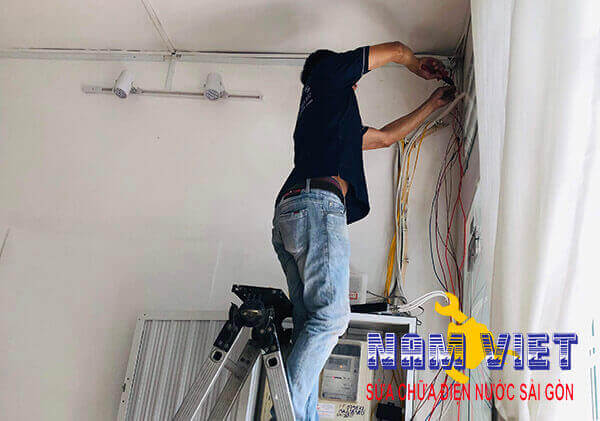 Thợ sửa điện tại nhà quận 8
