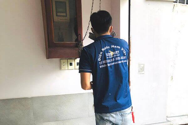 Thợ sửa điện quận Phú Nhuận